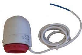 Elektrotermikus szelepszabályzó 220-230 V