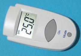 Infra hőmérő